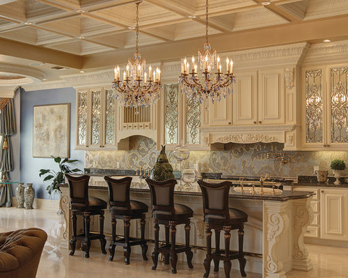 Elegant Kitchen Houzz