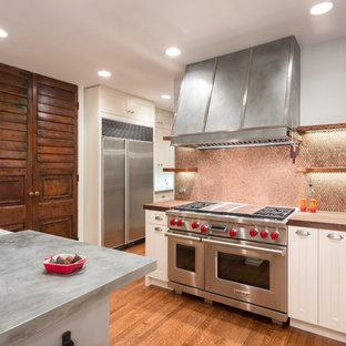 Elegant Restoration and Update - Kitchen
