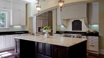 Elegant Terrell Hills Kitchen