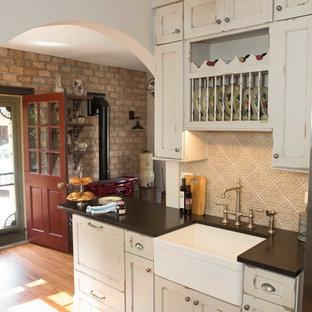 Elegant Victorian Kitchen