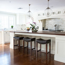 Traditional Kitchen by Betsy Powers Interiors