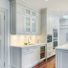 Traditional Kitchen by Cliff and Evans Ltd.