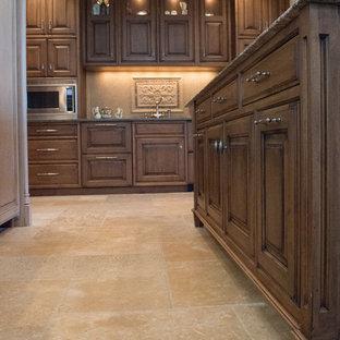 Elegant Wisconsin Country-House Kitchen