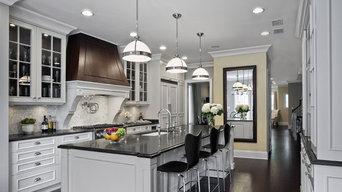 Elegantly Detailed Kitchen