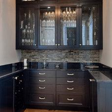 Transitional Kitchen by Studio Z Design Concepts