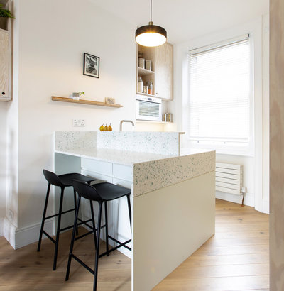 Scandinavian Kitchen by RESILICA