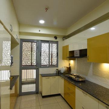 Elita Promenade - Modular Kitchen in Bangalore