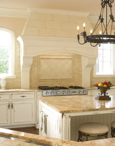 Mediterranean Kitchen by Ellen Grasso & Sons, LLC