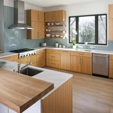 Contemporary Kitchen by Ellen Grasso & Sons, LLC