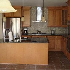 Traditional Kitchen by T.W. Ellis LLC