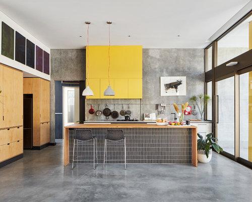12,290 Industrial Kitchen Design Ideas & Remodel Pictures | Houzz