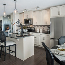 Contemporary Kitchen by Excel Homes