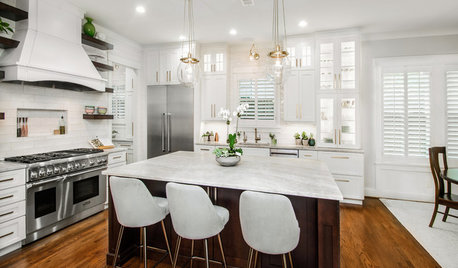 Kitchen of the Week: Better, Brighter and No Longer Basic