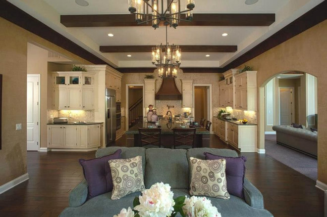 Traditional Kitchen by Cranbrook Custom Homes