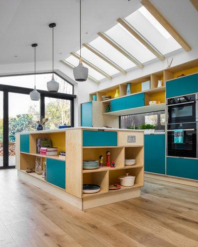 Scandinavian Kitchen by Iguana Architects