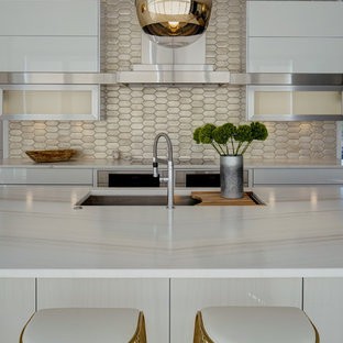 Elmhurst Contemporary Kitchen