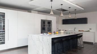 Elms Avenue Kitchen