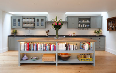 10 Open Kitchen Storage Ideas That Will Make You Want to Tidy Up