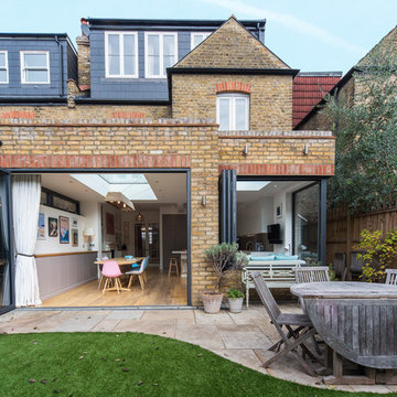 Contemporary Extension to West London Home