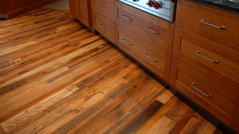 Elmwood Reclaimed Timber - Antique Reclaimed  Coastal Collage Wood Flooring