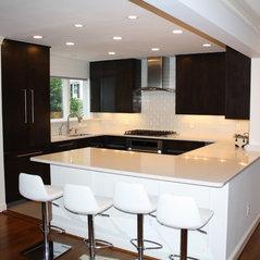 Chesapeake Kitchen Design left Washington Dc