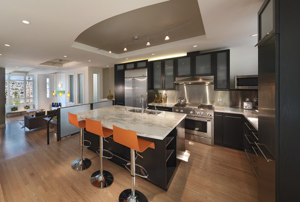 Contemporary Kitchen by Rossington Architecture