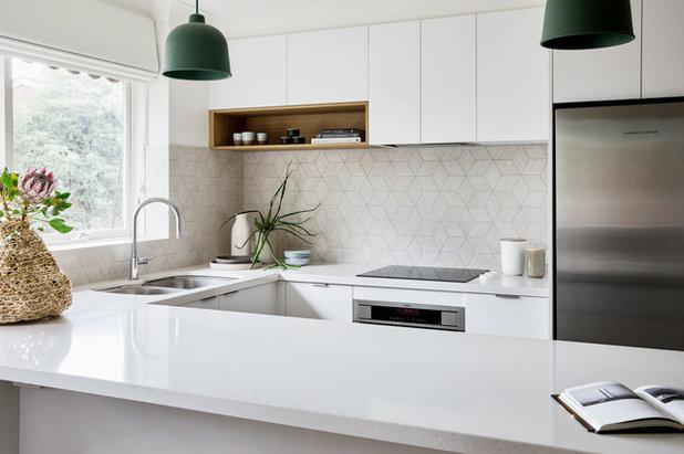 Contemporary Kitchen by Jasmine McClelland Design