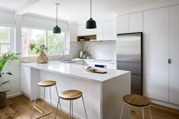 Contemporary Kitchen by Jasmine McClelland Design