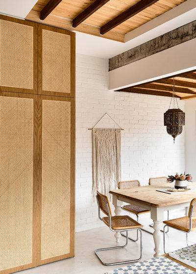 Mediterranean Kitchen by Studio Ezra