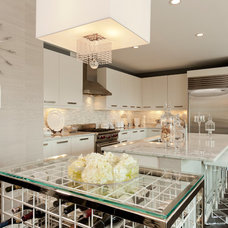 Contemporary Kitchen by Anthony Michael Interior Design, Ltd.