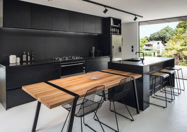 Contemporáneo Cocina by Fisher & Paykel