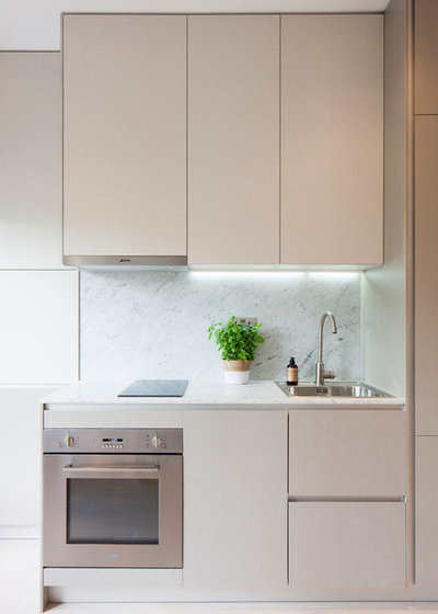 Contemporary Kitchen by Ardesia Design