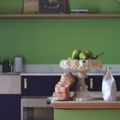 Minimalistisch Küche by Farrow & Ball