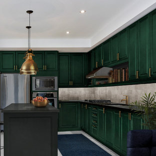 Emerald kitchen