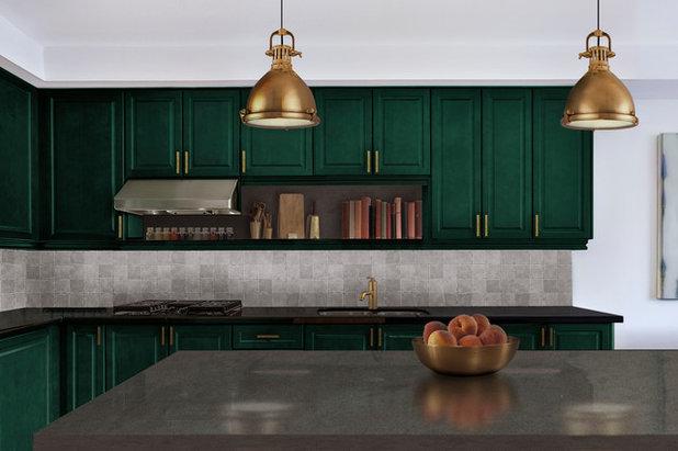 Minimalistisch Küche by CAB Architects