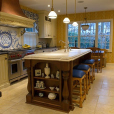 Traditional Kitchen by Independent Kitchen and Bath