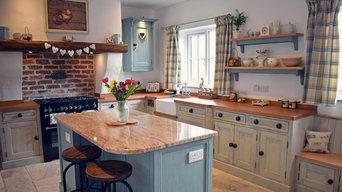 Emma & Jonny's Farmhouse Kitchen