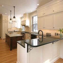 Kitchen design brookline ma