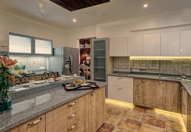 Contemporary Kitchen by Imago, The Design Studio
