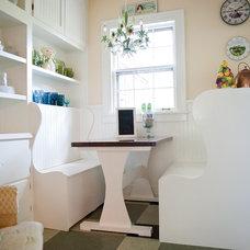 Eclectic Kitchen by Kristie Barnett, The Decorologist