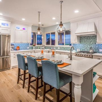 Encinitas Hip Beach Kitchen