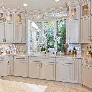 Encinitas Ranch Elegant Transitional Kitchen Remodel
