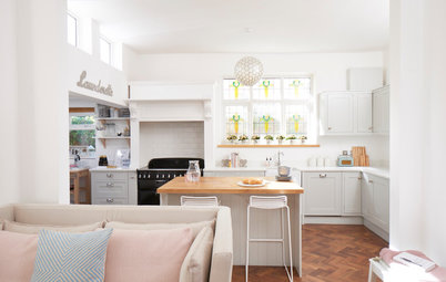 Houzz Tour: An Edwardian Family Home is Totally Transformed