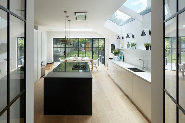 Transitional Kitchen by BTL Property