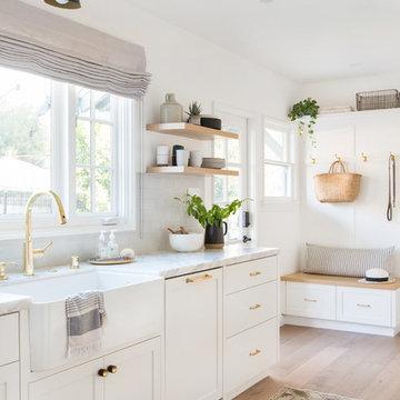 English Cottage Kitchen