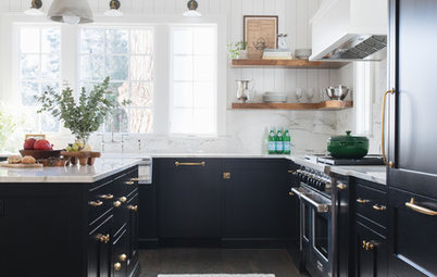 Kitchen of the Week: A Sophisticated Take on 1920s Cottage Style