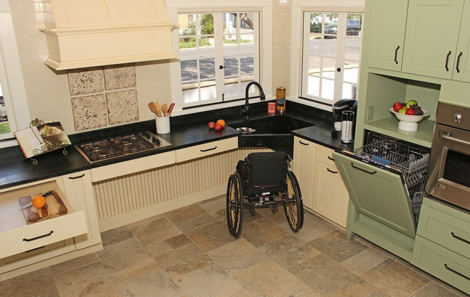 Wheelchair Accessible Kitchens
