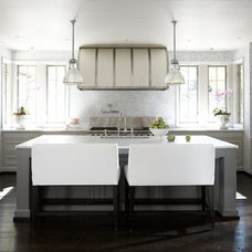 Contemporary Kitchen by Dungan Nequette Architects