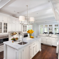 Traditional Kitchen English Country in Franklin Park