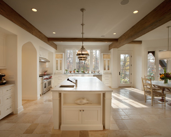 Marvelous Modern Country Kitchen